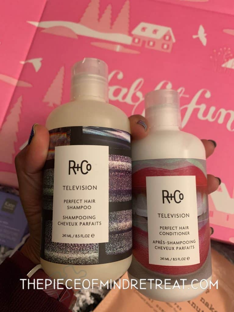 R + CO Television Perfect Hair Shampoo + Conditioner