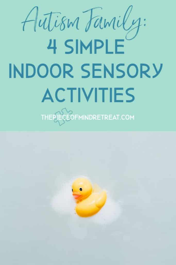 indoor sensory activities