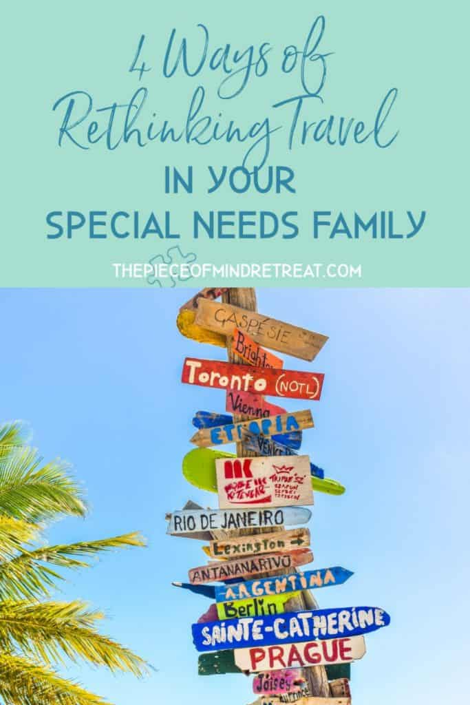 travel for your special needs family